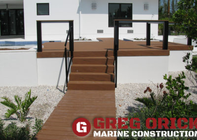 Decks Greg Orick Marine Construction