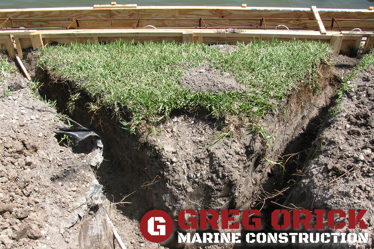 Greg Orick Marine Construction of Naples