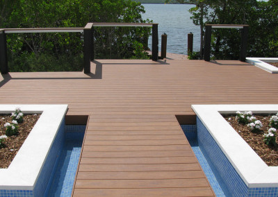 ORICK CUSTOM BUILT DECK